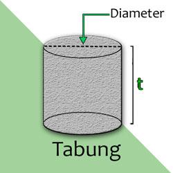 Cara Menghitung Kubikasi Kubah dan Bor Pile beton