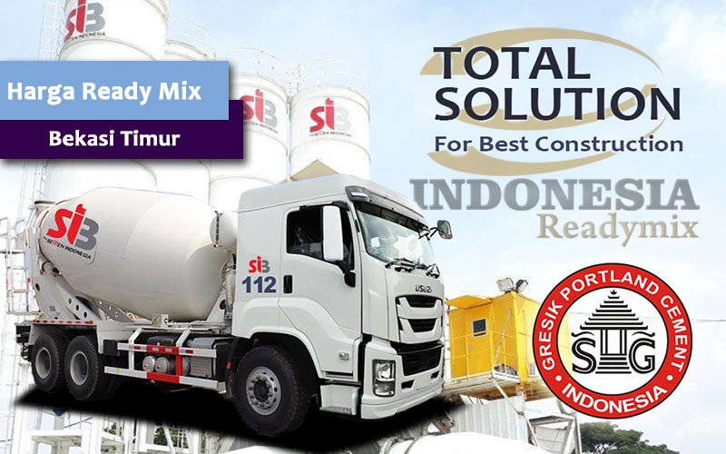 Harga Ready Mix Bekasi Timur