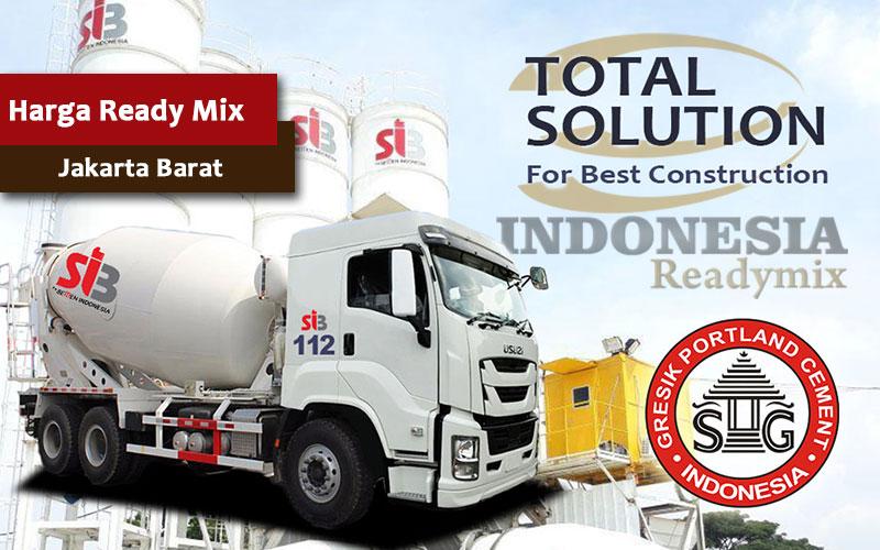 Harga Ready Mix Jakarta Barat