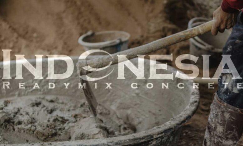 cara membuat adukan beton