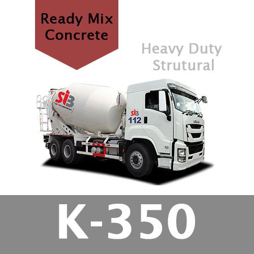 Harga Ready Mix K 350