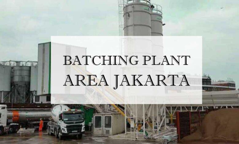 Harga Beton Jayamix Cakung - Jual Beton Cor Readymix Batching Plant Ready Mix Jayamix Terdekat di Cakung
