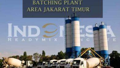 Harga Beton Jayamix Kramat Jati - Jual Beton Cor Readymix Batching Plant Ready Mix Jayamix Terdekat di Kramat Jati